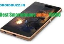 BEST MOBILES UNDER RS.15000