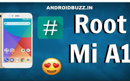 How To Root MI A1