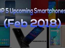 UPCOMING MOBILES