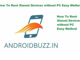 How To Root Xiaomi Devices without PC