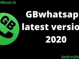 GBwhatsapp latest version apk