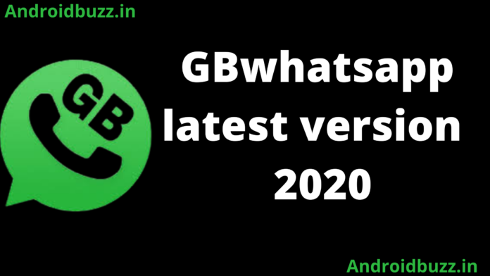 GBwhatsapp latest version apk