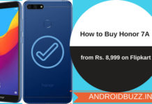 How to Buy Honor 7A