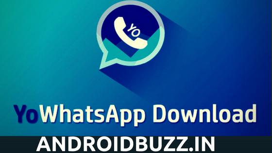 yo whatsapp free download