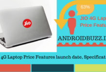 JIO 4G Laptop Price