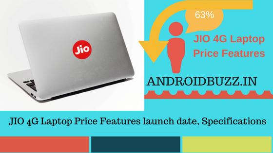 JIO 4G Laptop Price