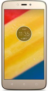 MOTO C PLUS 16GB (DUAL SIM) – RS 7000