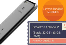 Smartron t.phone P