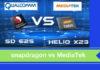Snapdragon and MediaTek