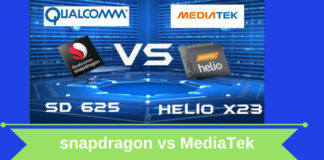Snapdragon and MediaTek