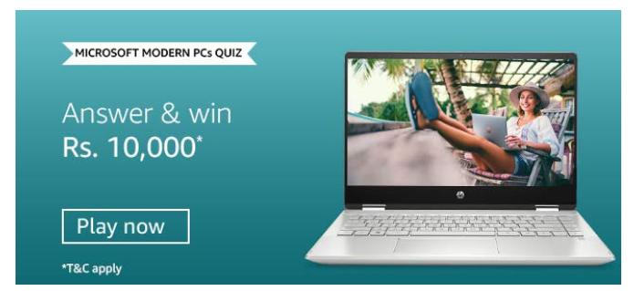 Amazon-Microsoft-Modern-PCs-Quiz