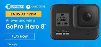 Win GoPro Hero 8