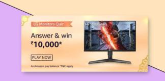 Amazon Quiz Today Answers Amazon-LG-Monitor-Quiz-780x451