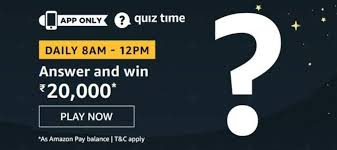 Amazon Quiz Today Answers 8th october