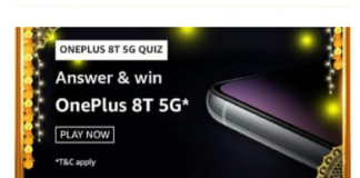 One Plus 8T 5G