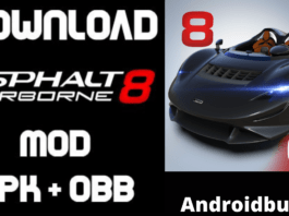 asphalt 8 obb download