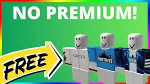 no premium logo